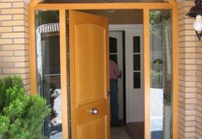 Puerta de entrada 01